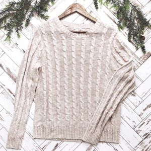 June Speckled Sweater